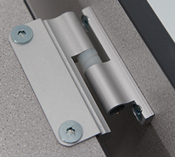 Cubicle safety hinge Pennine