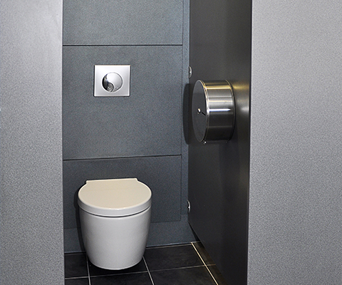 wall panels for toilets