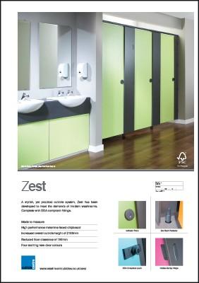 Toilet cubicle cad block