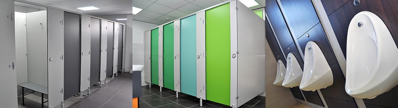 Golf and Campsite Washrooms