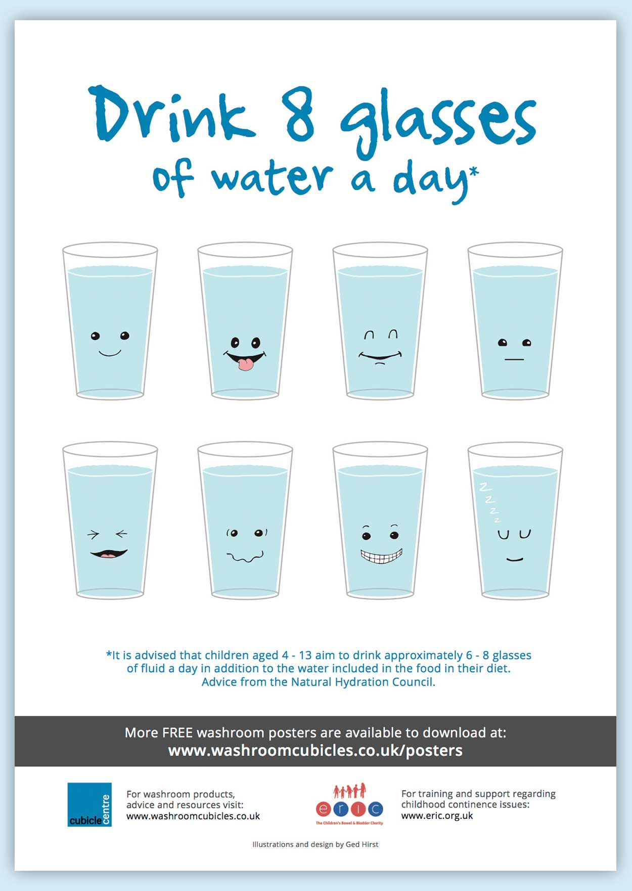 Poster-Drink-Water