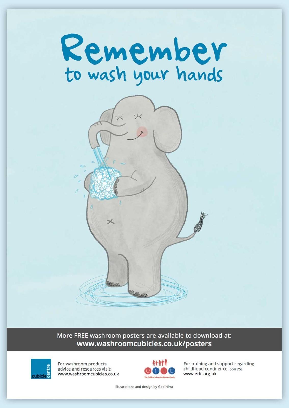 Poster-Remember-Wash-Hands