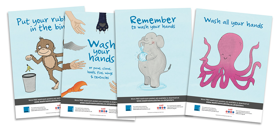 Cubicle Centre School Posters
