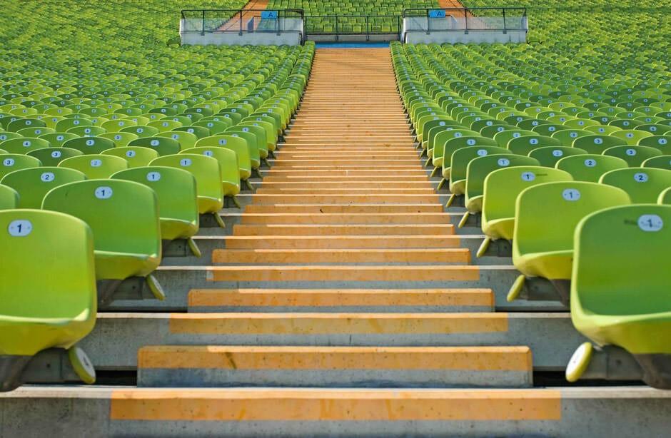 Cubicle Centre Stadium Guide