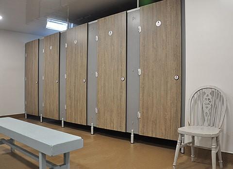 Porthdinllaen shower facilities