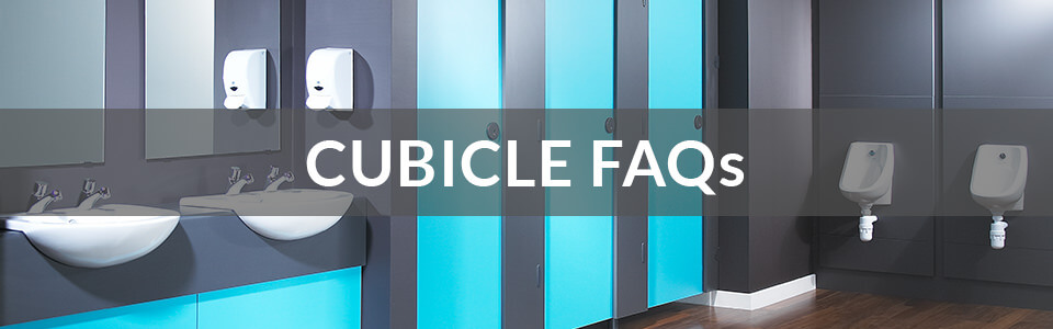 Cubicle Centre FAQs