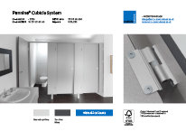 Pennine Cubicle Specification