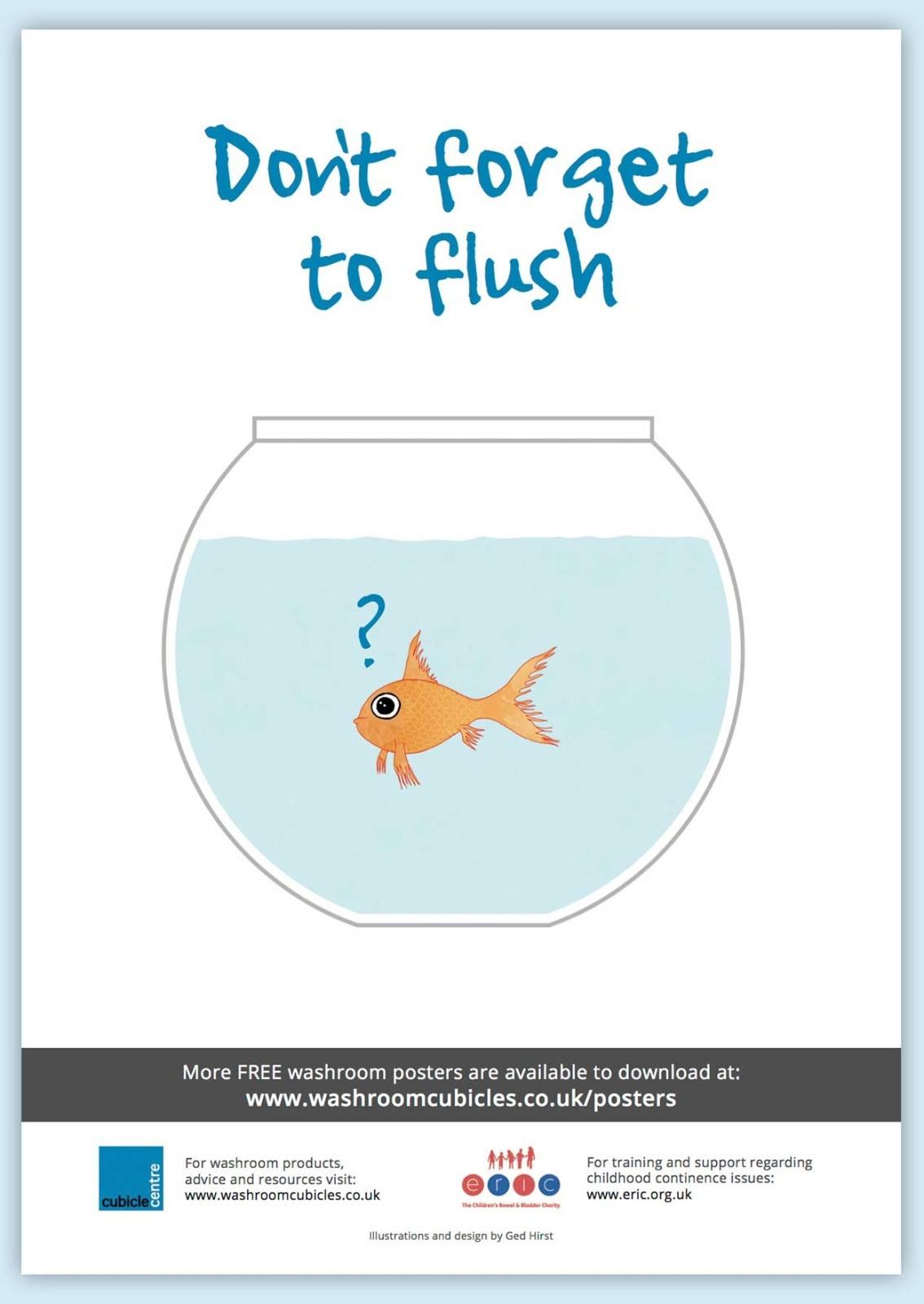 Poster-Flush