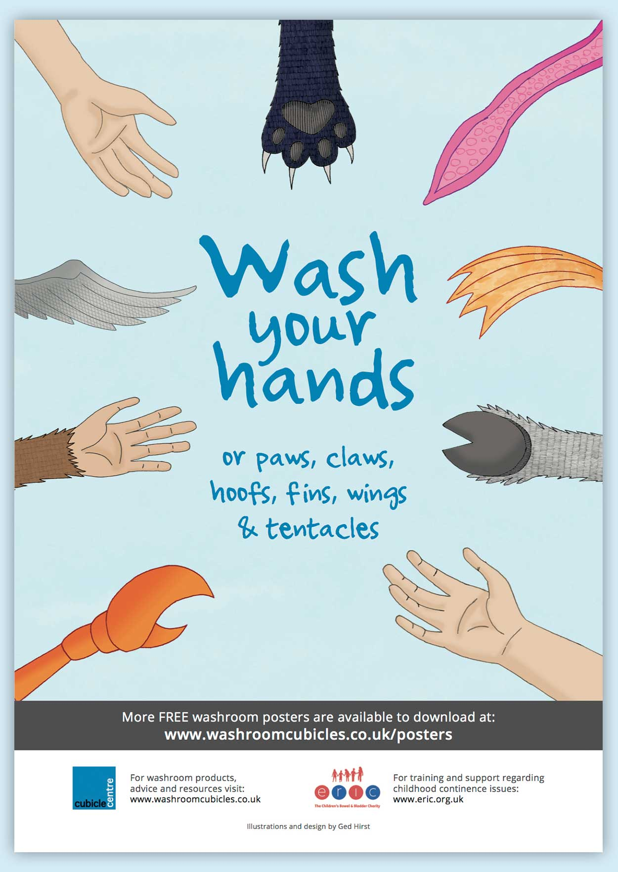 Poster-Hands-Claws