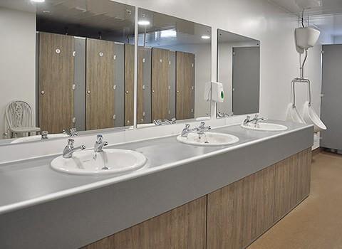 Porthdinllaen washroom facilities